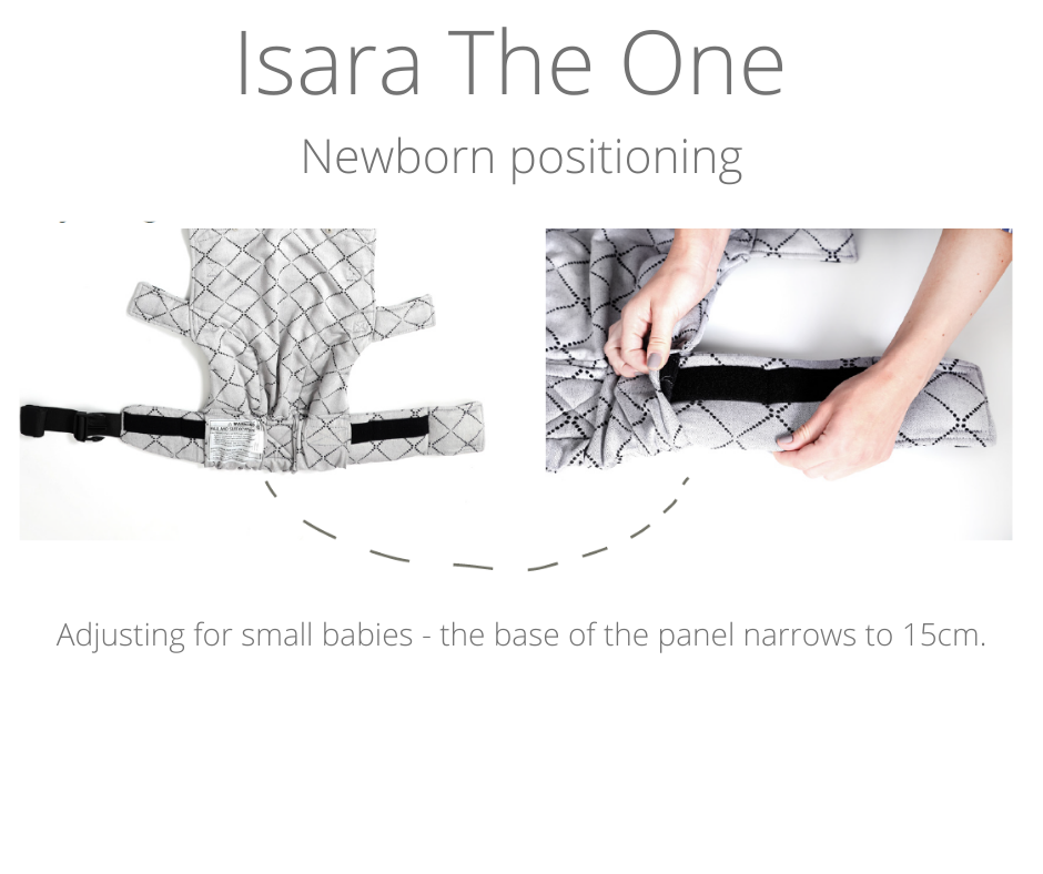 Isara The One Adjusts For Newborns