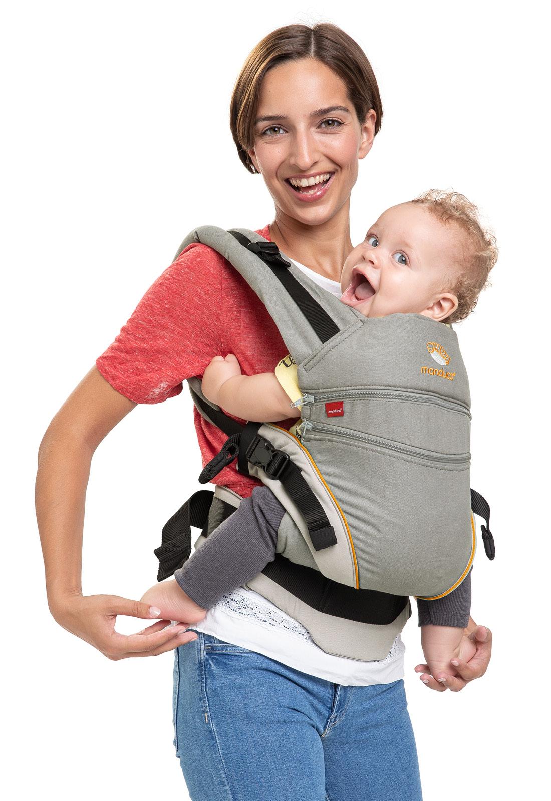 Manduca XT Baby Carrier Review