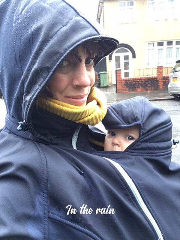 Babywearing In Cold Weather