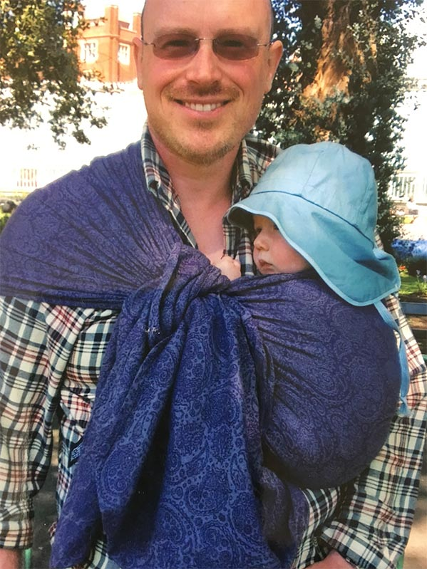Babywearing In Warm Weather