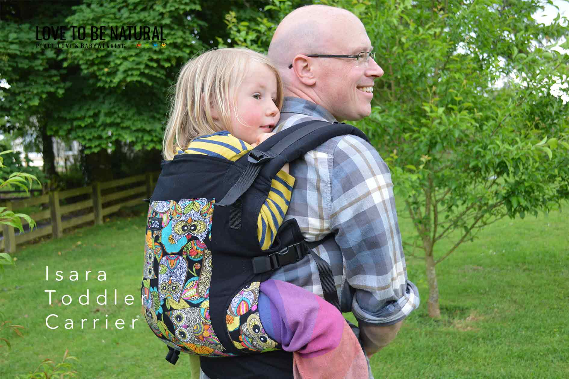 Isara Toddler Carrier