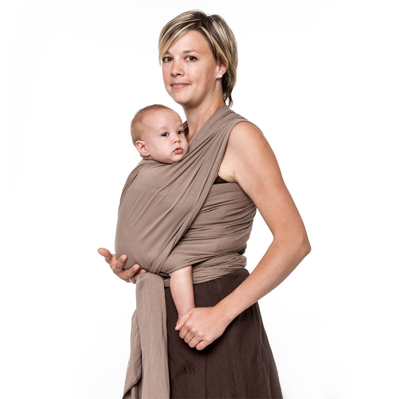 The Liliputi Stretchy wrap is a great wrap for newborns too.