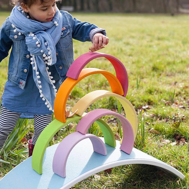Buy Grimm's Wooden Toys online in the UK