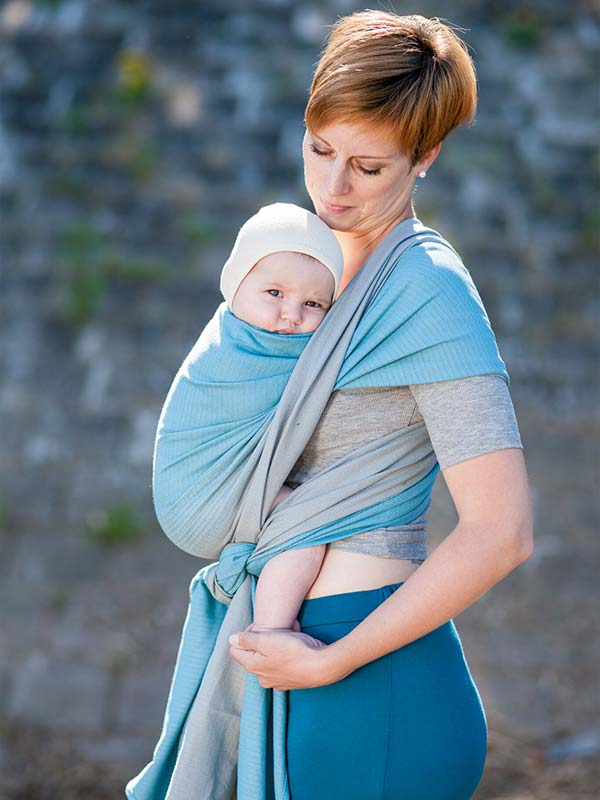 Buy Storchenwiege ring slings online in the UK