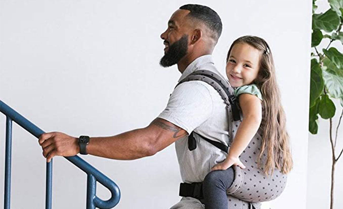 Shop our amazing range of toddler and preschool carriers.