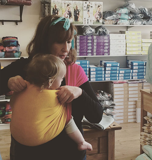Babywearing Carrying Consultancy