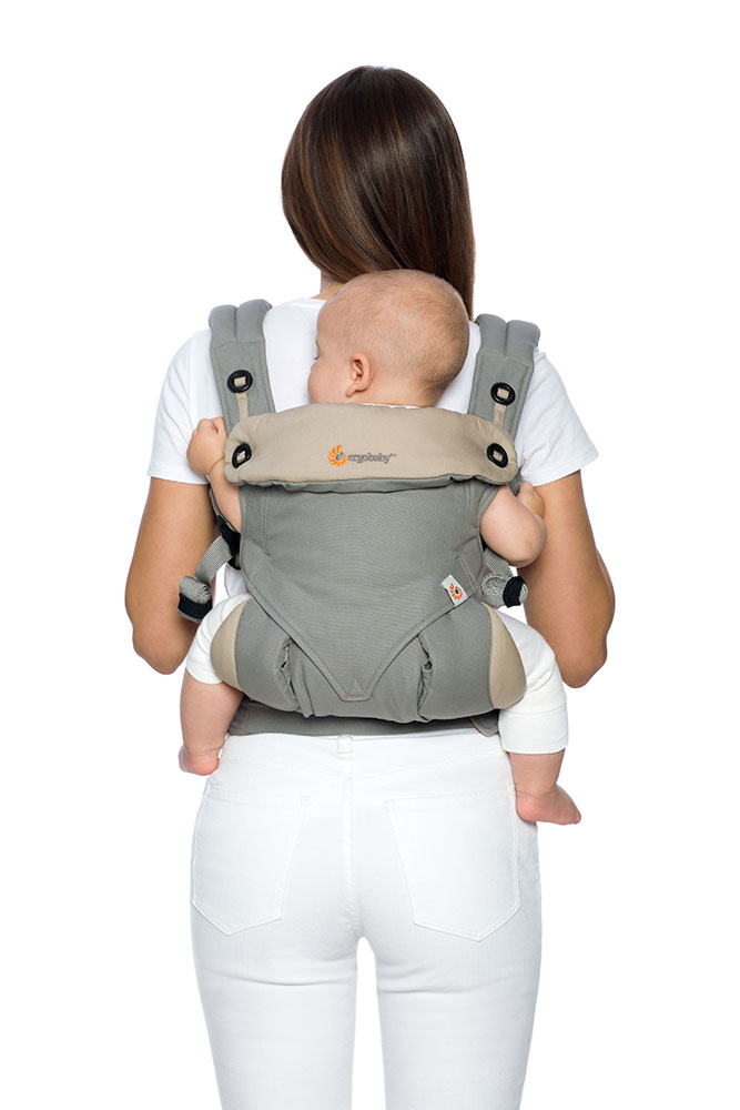 Ergobaby 360 Black Camel Back Carry