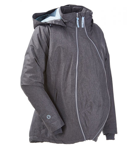 Mamalila Winter Jacket can be used when pregnant