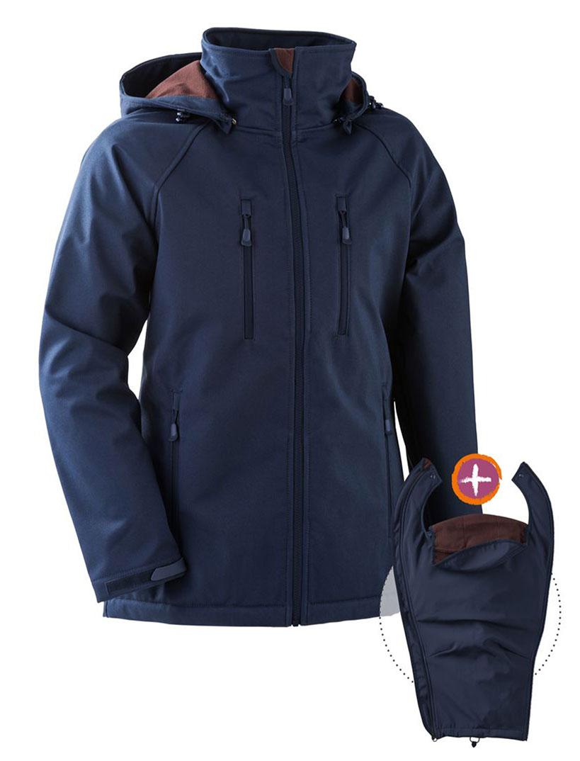 Mamalila Allweather Softshell Jacket For Men