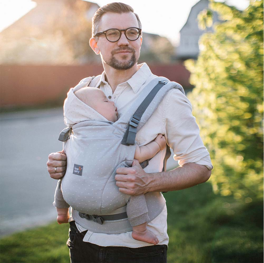 Love And Carry One Plus Baby Carrier Review