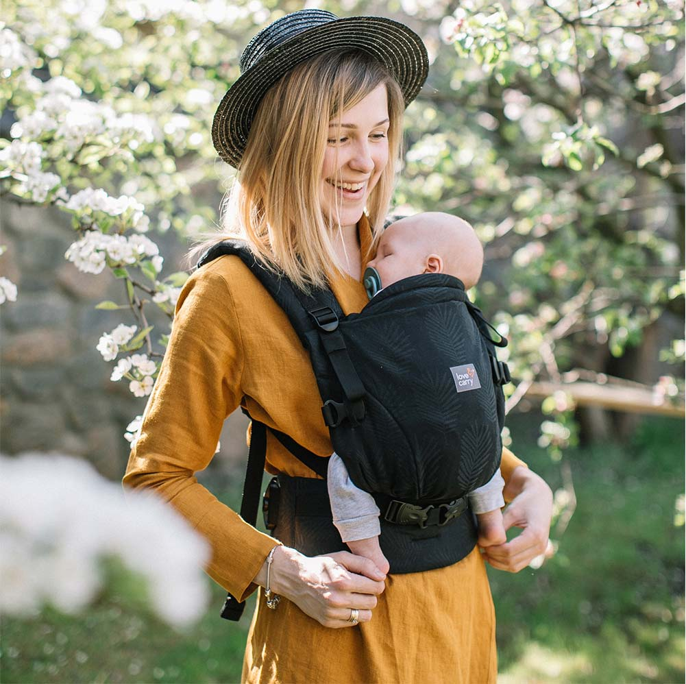 Love And Carry One Plus Baby Carrier Twilight