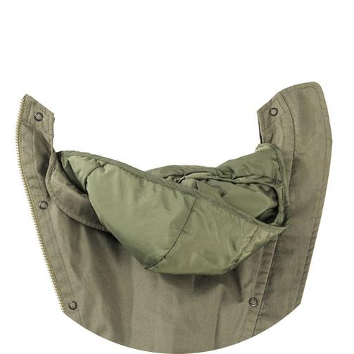Mamalila Short Coat - Lined Baby Insert
