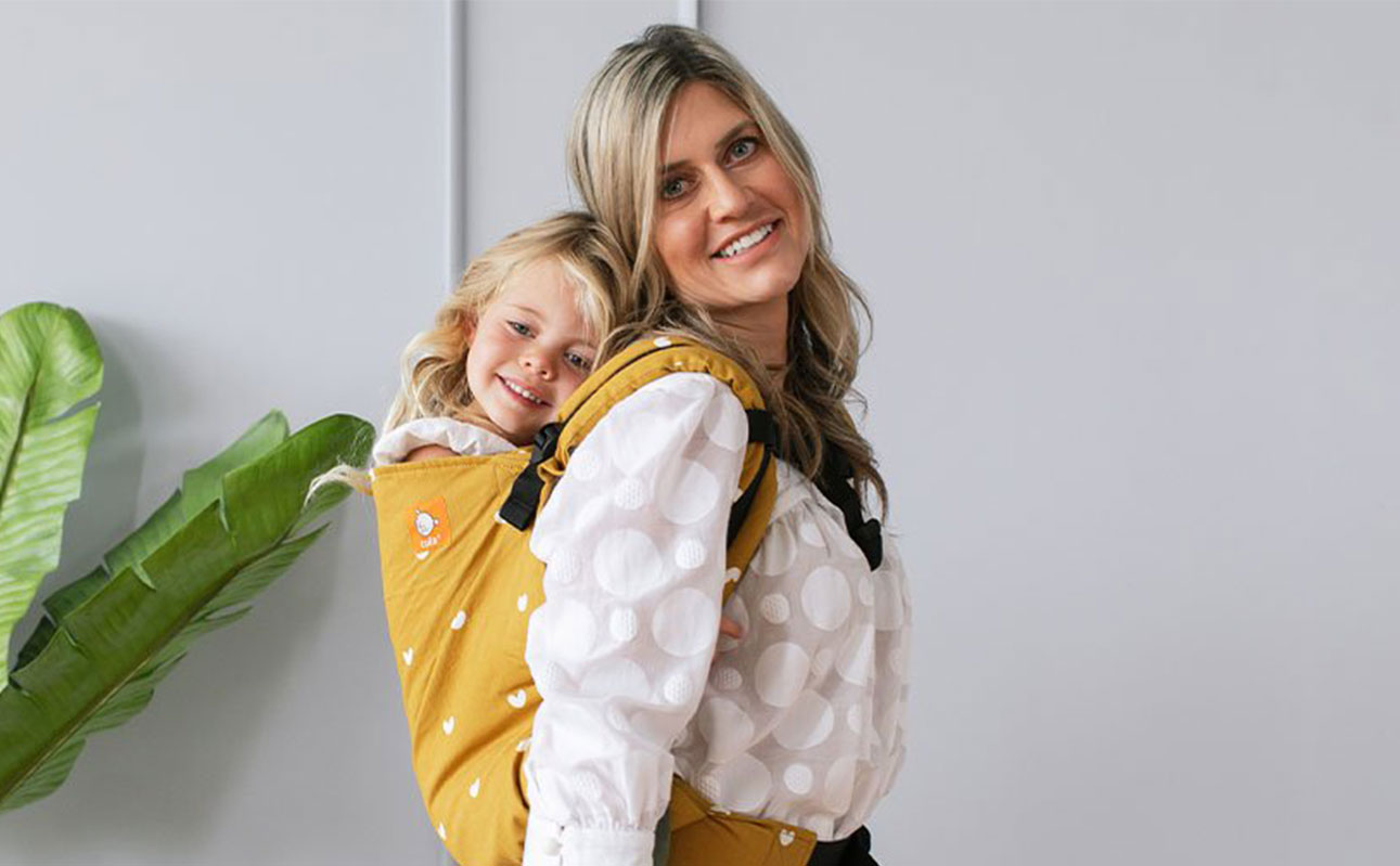 Buy Toddler and Preschool Carriers.