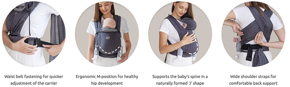 Buy Love And Carry Baby Carriers Online In The UK