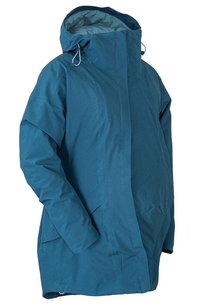 Mamalila Short Coat Insert Back