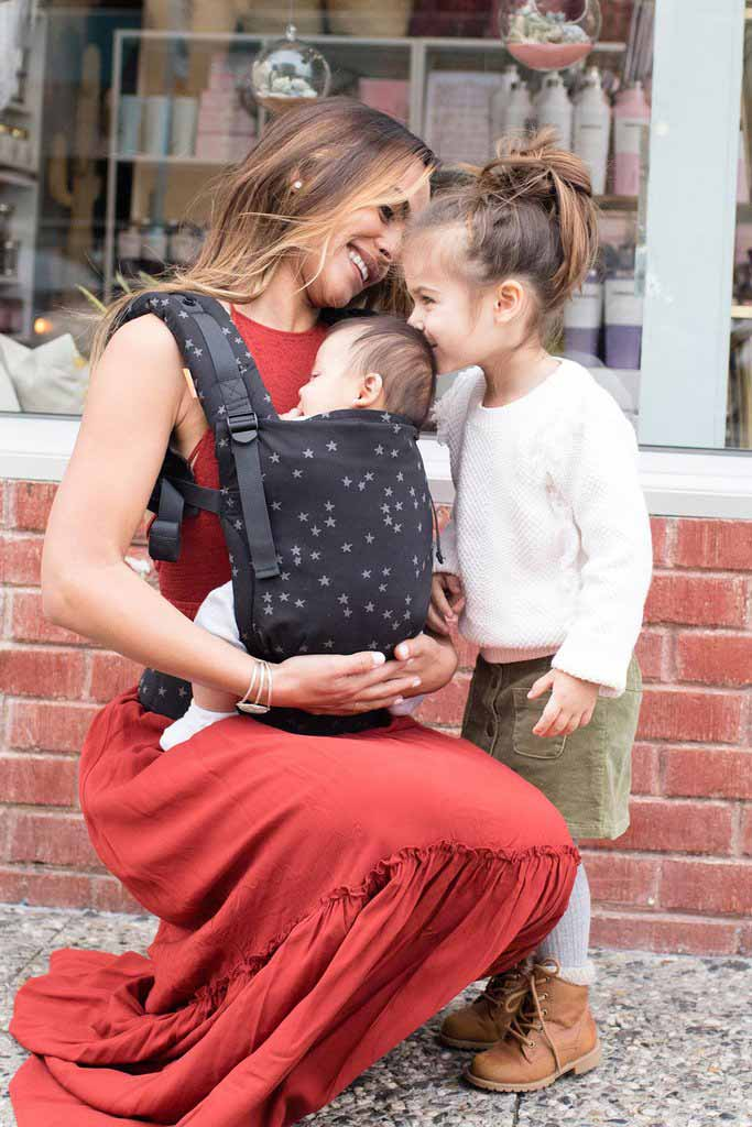 Babywearing Is Great For Families