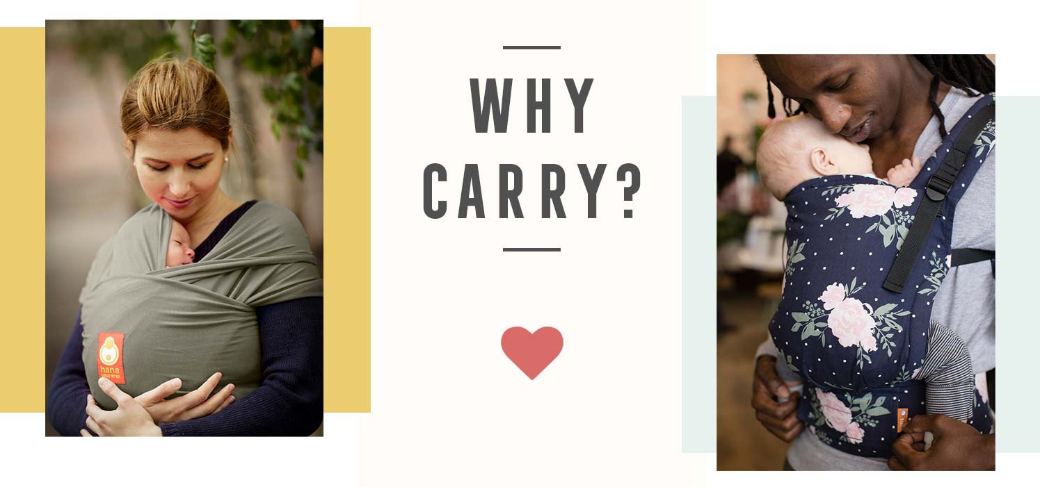 Why Carry Your Baby In A Sling