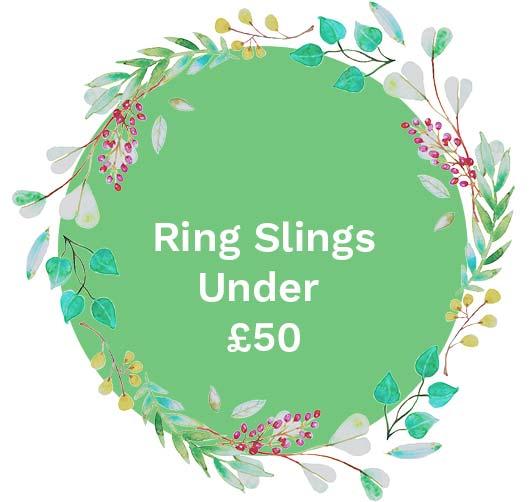Ring Slings Under £50